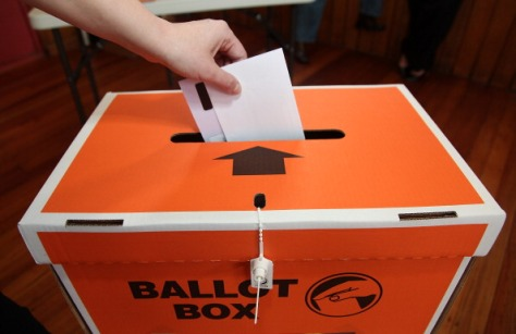 Electoral Commission - Photo by Marty Melville/Getty Images